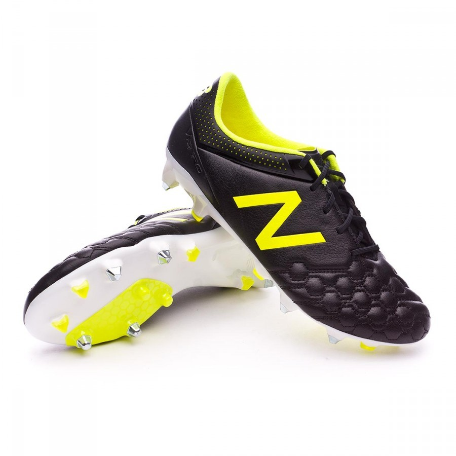 black new balance football boots