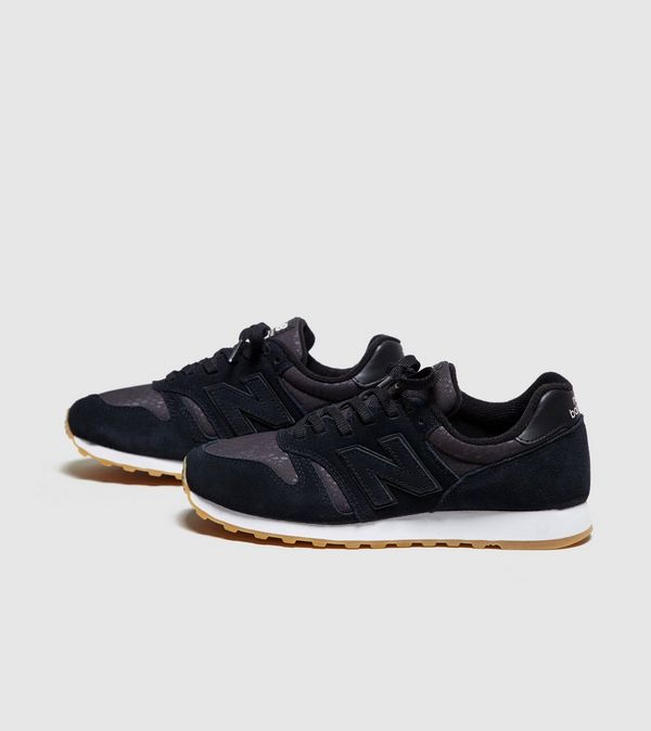 new balance 373 womens black