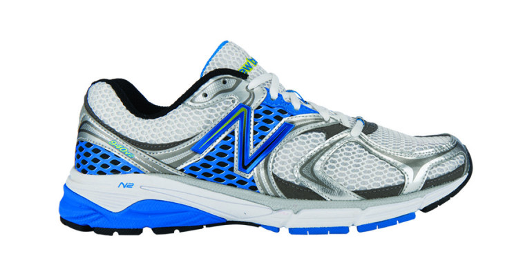 new balance running trainers mens